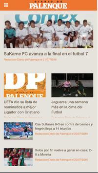 Diario de Palenque apk screenshot