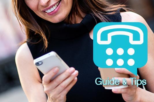 Free TextMe Up Calling Tips apk screenshot