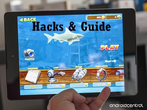 Tips Hungry Shark Evoluti poster