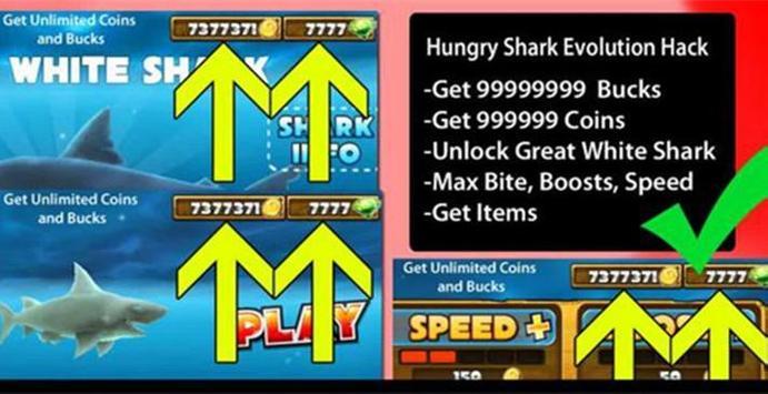 Tips Hungry Shark Evoluti apk screenshot