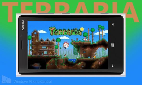 New Tips for Terraria poster
