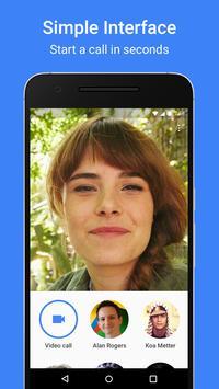 Google Duo poster
