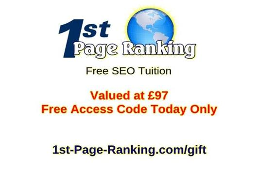 1st-Page-Ranking.com apk screenshot