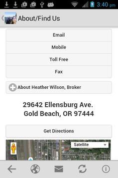 Gold Beach Realtor apk screenshot
