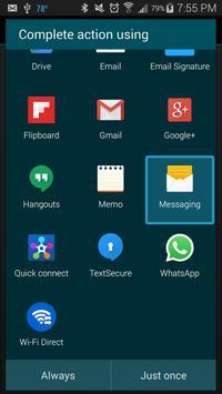 Easy Secret Messages apk screenshot