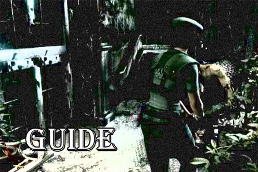 Guide for Resident Evil HD apk screenshot