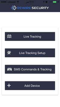 Rewire GPS apk screenshot