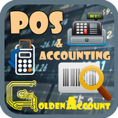 Golden Accounting & POS icon