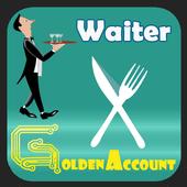 Golden Waiter icon