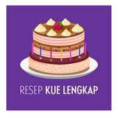 Resep Kue Lengkap icon
