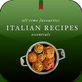 Italian Recipes icon