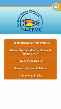 US Caribbean Fishery Regs. apk screenshot