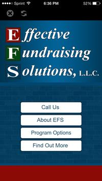 Effective Fundraising Solution poster