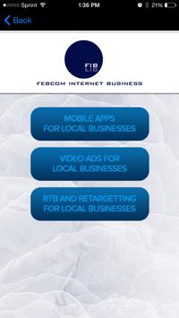 Febcom Internet Business apk screenshot