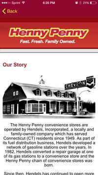 Henny Penny apk screenshot