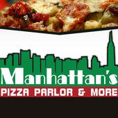 Manhattans Pizza Parlor & More icon