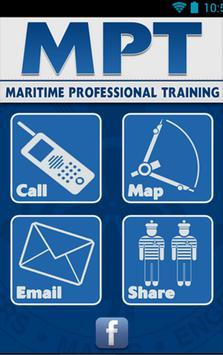 Maritime Professional Training apk screenshot