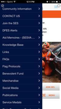 SES Volunteer Assoc. SESVA apk screenshot