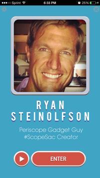 Ryan Steinolfson poster