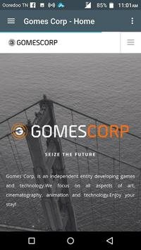 Gomes Corp poster