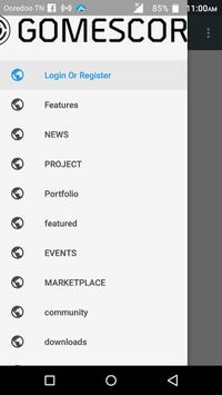 Gomes Corp apk screenshot
