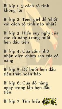 Cẩm Nang Cưa Gái poster