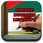 Sample Business Letters 5 icon
