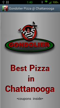 Gondolier Pizza @ Chattanooga poster