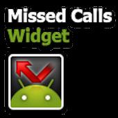 Missed Calls Widget icon
