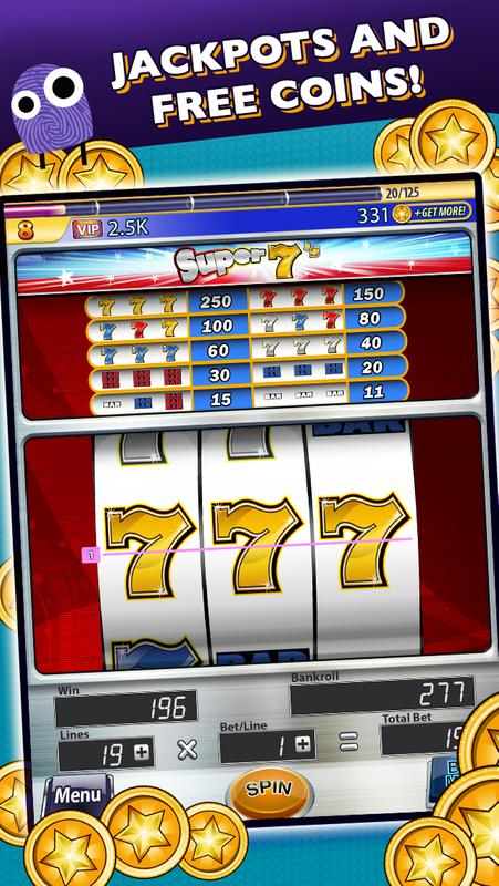 slot machine gratis espanol