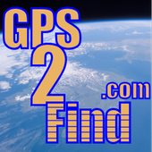 GPS2Find icon