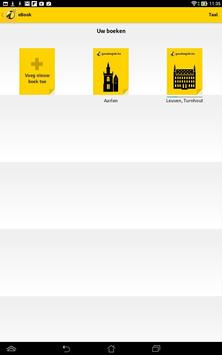 goldenpages.be e-Book poster