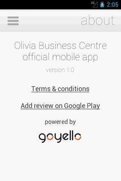 Olivia Synergy apk screenshot