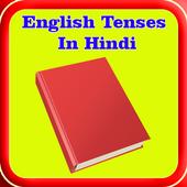 English Tenses In Hindi icon