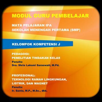 Modul GP IPA SMP KK-J poster