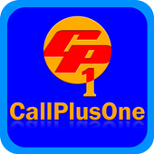 Call Plus One icon