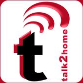 talk2home icon
