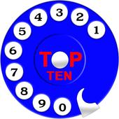 TOPTEN icon