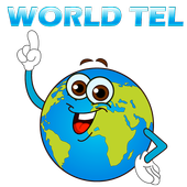 World Tel icon