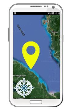 GPS Boat Navigation apk screenshot