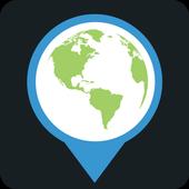 GPS Vehicle Tracking icon