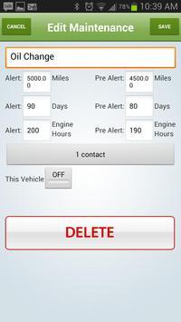 GPS Vehicle Tracking apk screenshot