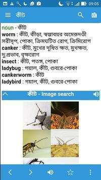 English Bengali Dictionary apk screenshot