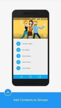 Group SMS Free apk screenshot