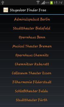 Stagedoor Finder apk screenshot