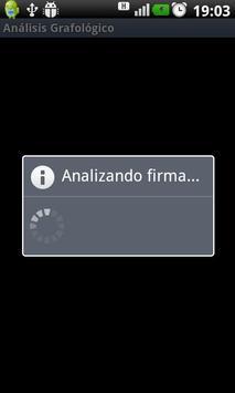 Signature Analyzer- apk screenshot