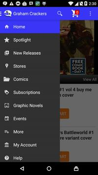 Graham Crackers Comics apk screenshot