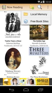 ePub Reader for Android poster