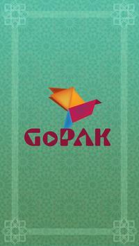 GoPak poster