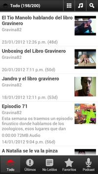 Gravina82 Podcast apk screenshot